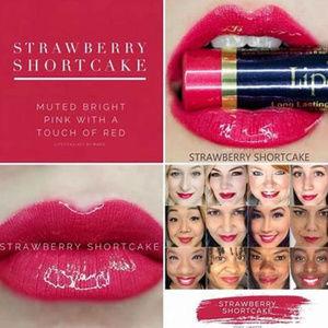 Strawberry Shortcake Lipsense
